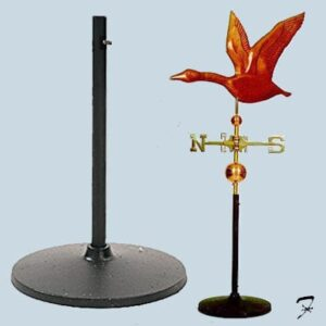 Weathervane Floor Display