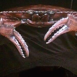 Dungeness Crab Sculpture