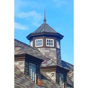 Nouveau Roof Finial
