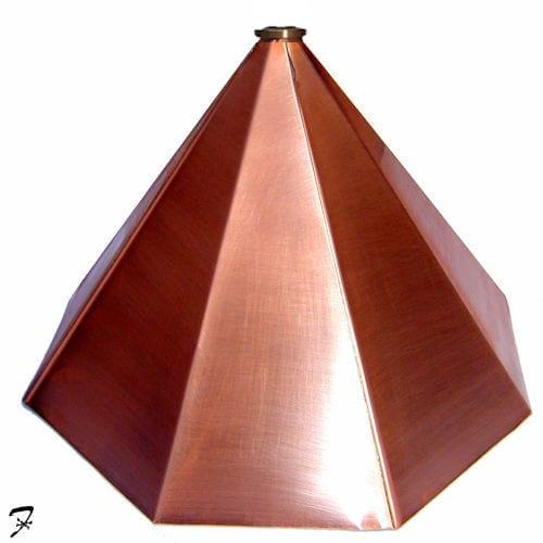 Copper Roof Caps - Quick Caps!