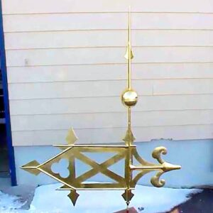 English Banner Weathervane