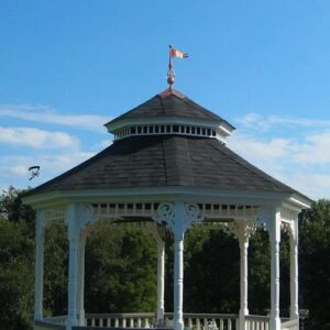 Pennant Roof Finial