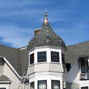 Queen Anne Roof Finial