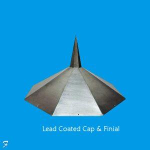 Cone Roof Finials