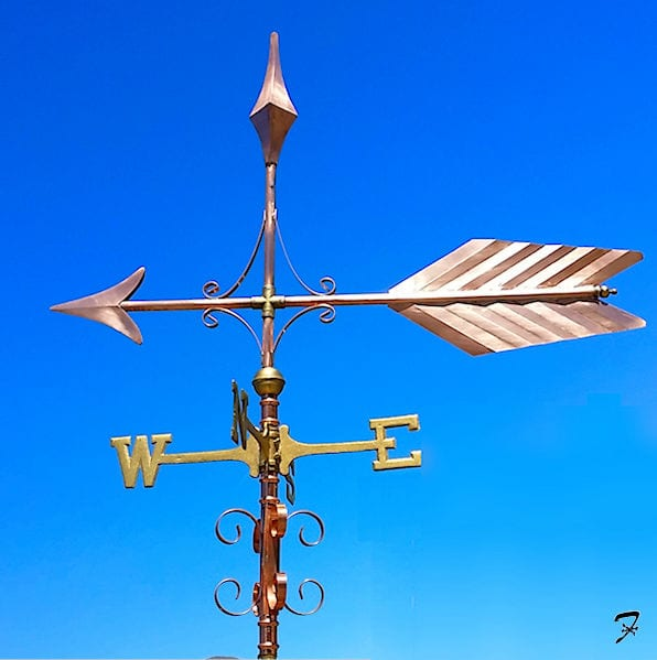 Weathervane Arrow Designer b