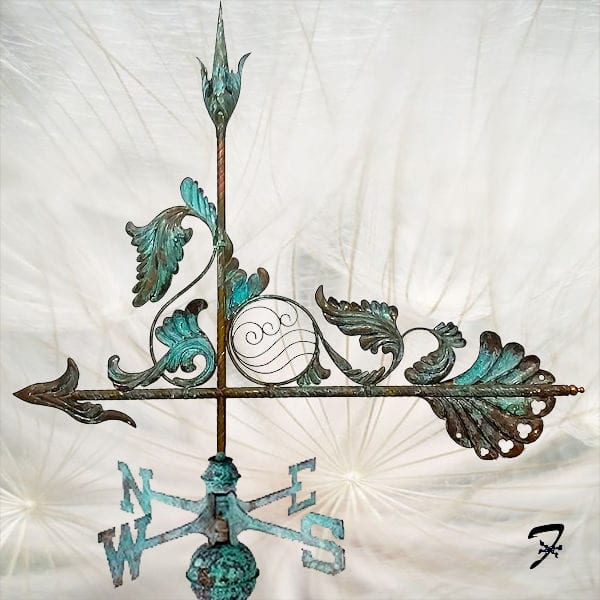 Weathervane Arrow Primavera