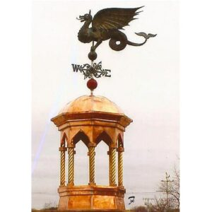 Wyvern Weathervane