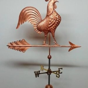 Rooster Weathervane, American