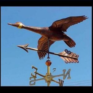 Goose Weathervane, Canadian