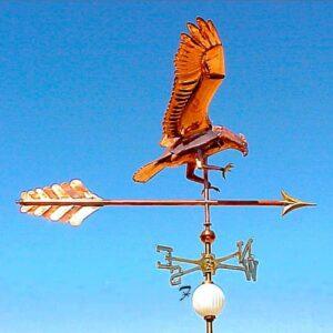 Osprey Weathervane, Standard