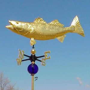Bass Weathervanes