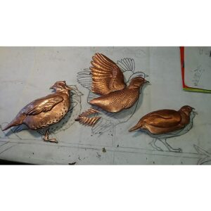 Quails / Bobwhites Weathervane