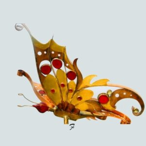 Butterfly Weathervane*
