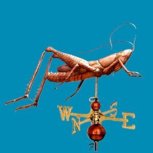 Grasshopper  Weathervane, Classic