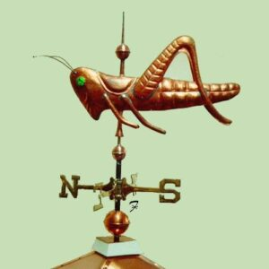 Grasshopper Weathervane, Faneuil Hall Style