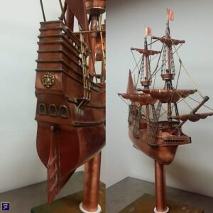 Ship Weathervane, Mayflower*