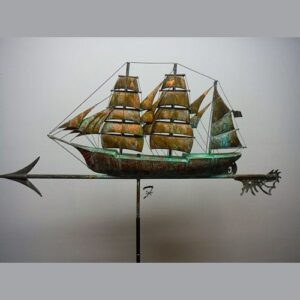 Ship Weathervane, Tall ship