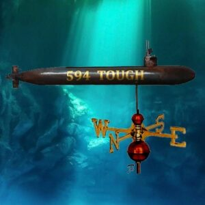 Submarine Weathervane*