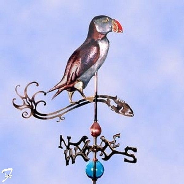 Weathervane Bird Puffin