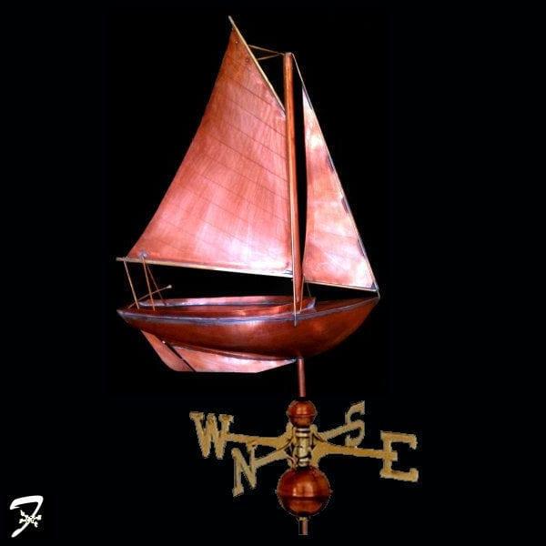 Weathervane Boat Herreshoff 12 and a half