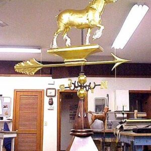 Clydesdale Horse Weathervane*