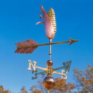 Corn Weathervane