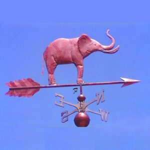 Elephant Weathervanes