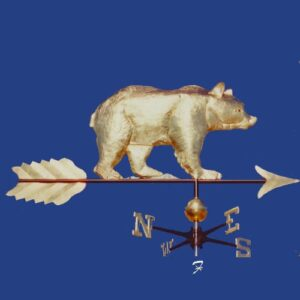 Bear Weathervanes