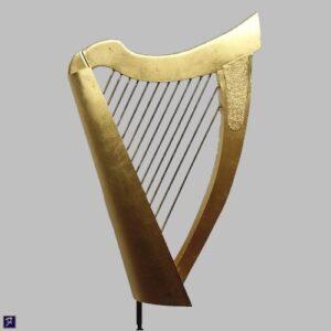 Harp Weathervane