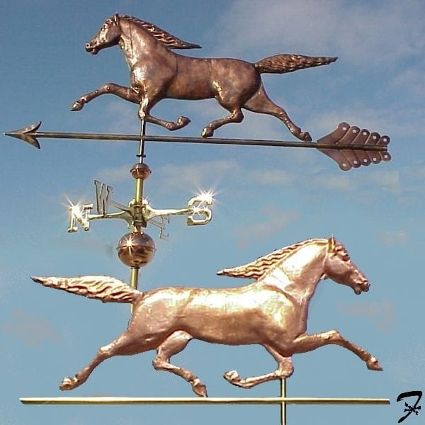 Horse Weathervane_Ethan Allen