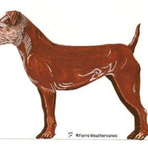 Jack Russell Terrier Weathervanes