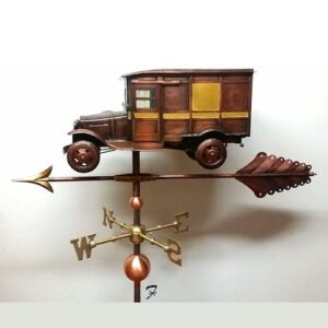 Truck Weathervanes, Three Dimensional*