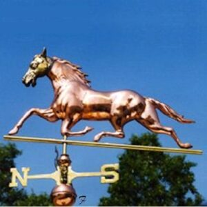 Morgan Horse Weathervane