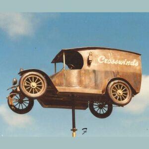 Studebaker Van Weathervane