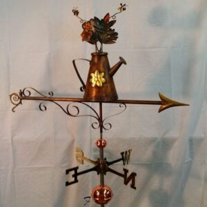 Watering Can Weathervanes