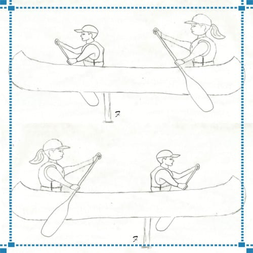 Canoe weathervane – Benedek Residence