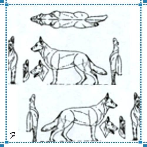 German Shepherd Weathervane– Heuber Residence