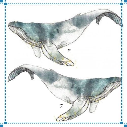 Custom Humpback Whale Weathervane – Paasch Estate