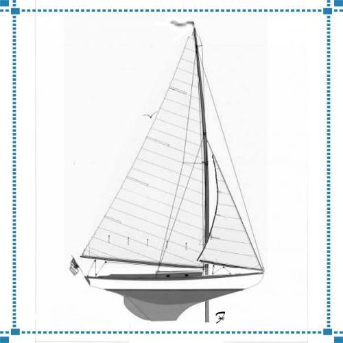New Sailboat Weathervane – Longman Construction
