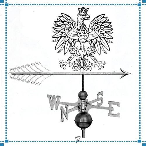 Polish Eagle Weathervane – LaRuffa Home