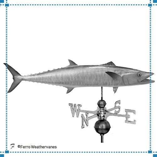 Kingfish Weathervane – Nevins Home
