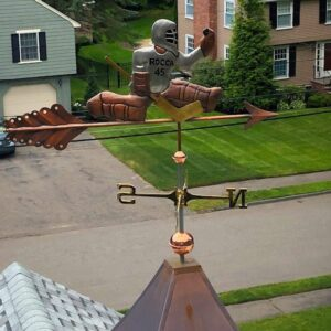 Hockey Goalie Weathervane*
