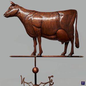 Cow Weathervane, Guernsey*