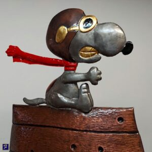 Snoopy Flying Ace Weathervane*